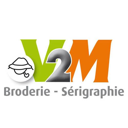 V2M Broderie Sérigraphie