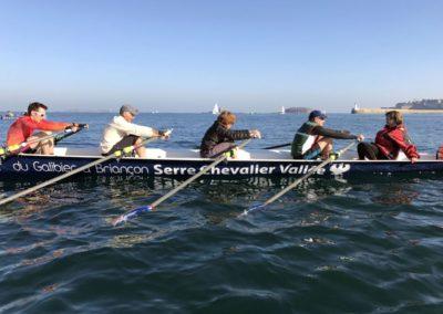 Découvrir l'aviron à Saint-Malo avec la SNBSM