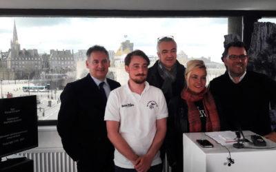 Interview d'Antoine FERREC du 16 mars sur TVR