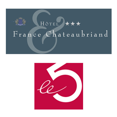 Hotel chateaubriand - le 5