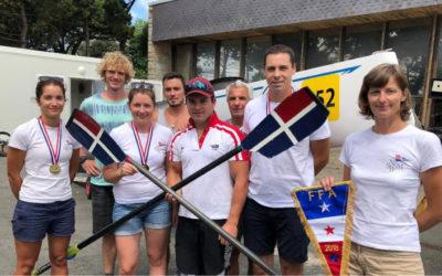 Le club d'aviron lance une collecte (Ouest-France du 30/07)