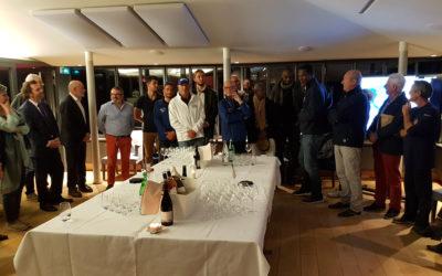 Présentation des équipages du Trophée des Saintoises