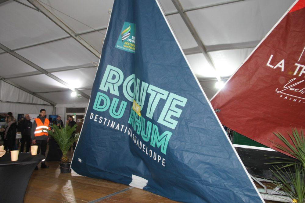 0613-La Route du Rhum ST Malo- le 1er novembre 2018