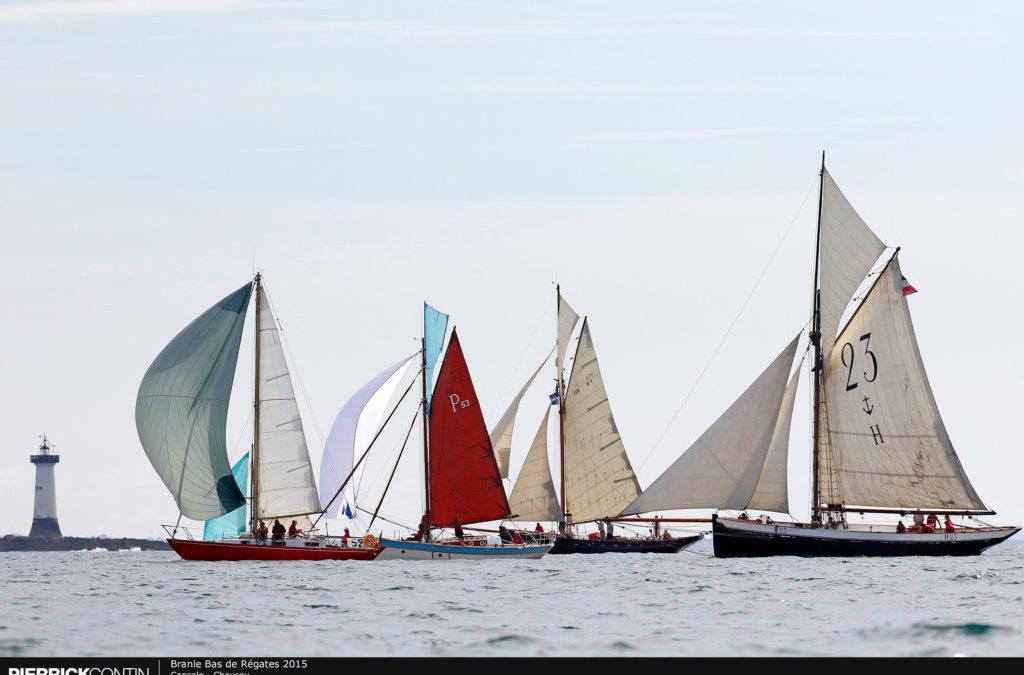 Grand recensement des voiliers classiques de la côte d'émeraude