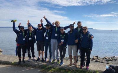 Résultats du championnat mer Grand Ouest de Brest