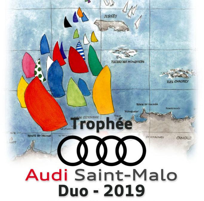 Trophée Audi st Malo Duo – Etai Indien
