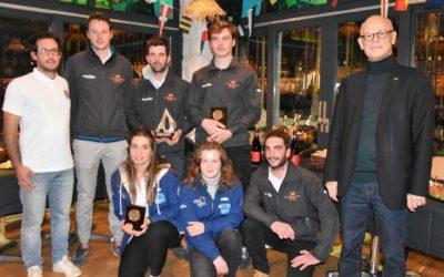 Champions de France Espoir J80 2019 !