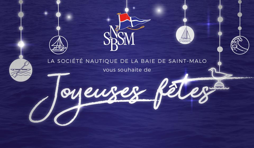 La SNBSM vous souhaite de belles fêtes de fin d'année