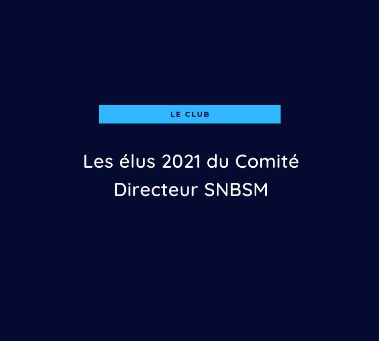 Le 1er COMITE DIRECTEUR 2021